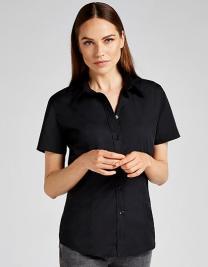 Women´s Classic Fit Workforce Poplin Shirt Short Sleeve